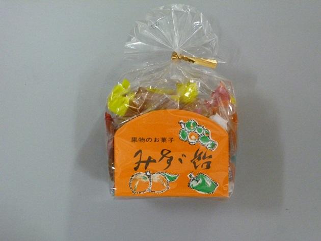 みすず飴(260g・角袋)